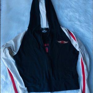 Harley sweatshirt size M